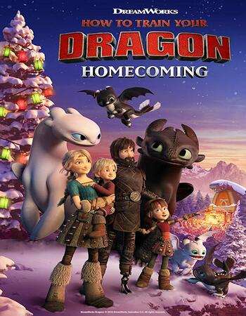 How to Train Your Dragon Homecoming 2019 Full Movie Download